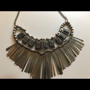 Unique statement necklace
